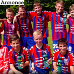 Fodboldklubber får hjælp til nyt udstyr – Hjælp dine børns fodboldklub med et sponsorat