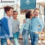 Hvilken mode hitter til mindre børn i 2017?