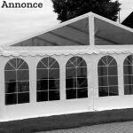 Lej et telt til din næste fest