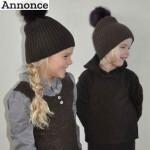 Lækre strikhuer fra HUTTEliHUT og andet vintertøj