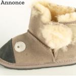 Vinterstøvler til børn: EMU Australia koala-støvler