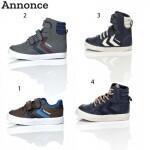 Seje sko fra Hummel til drenge