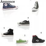 Converse All-Stars-sko til børn
