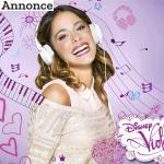 Violetta – ny ungdomsserie på Disney Channel