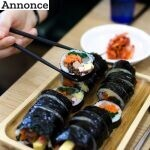 Lav sushi sammen med dine børn