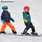 Tips til skiferien med børn